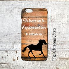 Hey, I found this really awesome Etsy listing at https://www.etsy.com/listing/224441992/horse-phone-case-horse-on-wood-phone