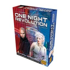 One Night Revolution - game party ammo