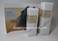 Beauty Au Natural: Kahina Giving Beauty Argan & Aloe Set