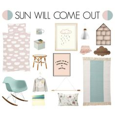 """""""SUN WILL COME OUT"""" by reddotdaily on Polyvore"""