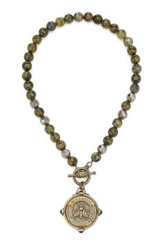 Gorgeous new necklace from French Kande!