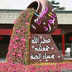 JOUMOU3A Good Morning Arabic, Morning Dua, Good Morning Gif, Good Morning Messages, Good Morning Images, Good Morning Quotes, Jumma Mubarak Messages, Jumma Mubarak Images, Islamic Phrases