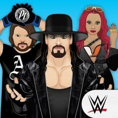 Download WWEmoji android app for Free  Choose from hundreds of emojis of your favorite Superstars from Raw, Smackdown Live, NXT, Legends and more! Browse individual packs from John Cena, Stone Cold Steve Austin and The Bella Twins. Bring your texts to life with over-the-top animated emojis, with new content updated weekly.