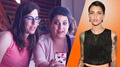 Everyone Is Attracted To Ruby Rose (OITNB) - Connect and Be