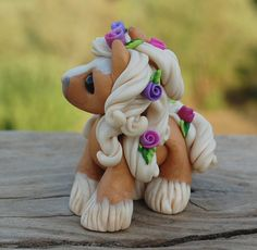 Genuine and original polymer clay sculpture designed and handmade with love by Elisabete Santos Polymer Clay Figures, Polymer Clay Sculptures, Polymer Clay Animals, Polymer Clay Dolls, Polymer Clay Charms, Polymer Clay Creations, Sculpture Clay, Diy Clay, Clay Crafts