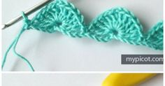 Step by step photo and written instructions for how to crochet the box stitch. Downloadable diagram to keep. | Breien | Pinterest | The box, Stitches and Blank…