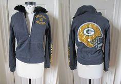 Packers Hoodie Packers Hoodie, Packers Baby, Nfl Green Bay, Green Bay Packers, Football Season, Full Zip Hoodie, Book Nerd, Victoria's Secret Pink, Adidas Jacket