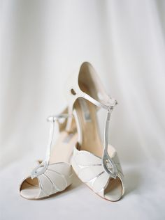 BHLDN shoes | JoPhoto | Glamour & Grace