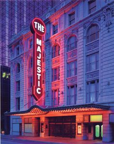 One of the most elegant and historic performing arts spaces in the Southwest, the historic Majestic Theatre was built in 1921 and now hosts a variety of concerts, performing arts, comedy and corporate events through the year.