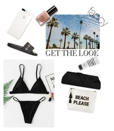 """""""Untitled #13"""" by aeemit on Polyvore featuring Fallon & Royce, Bobbi Brown Cosmetics, Givenchy, Luxor Linens and Pirette"""