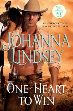 One Heart to Win ($3) is a saucy historical Western romance by Johanna Lindsey.