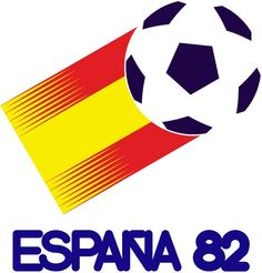 1982 World Cup Poster Spain