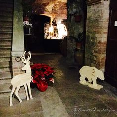 Nativity in Todi old town