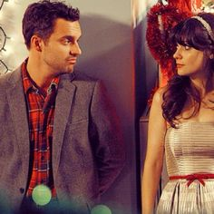 Nick and Jess....New Girl <3