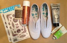 Autostraddle — How To Own It: Personalized Fancy Keds