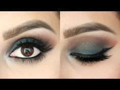 Urban Decay Vice 3 Palette: Smokey Fall Makeup Tutorial - YouTube