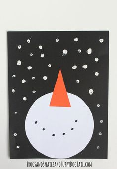 snowman and snow craft for kids Crafts Snowman Craft for Kids - FSPDT Kids Crafts, Snow Crafts, Daycare Crafts, Winter Crafts For Kids, Classroom Crafts, Creative Crafts, Winter Crafts For Preschoolers, Craft Kids, Craft Projects
