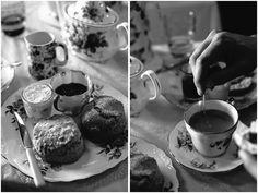 afternoon tea by marte marie forsberg