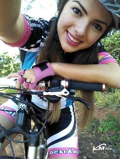 Girls on #bike