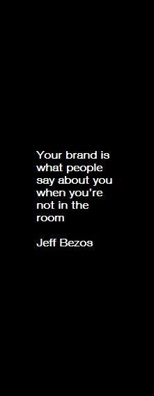E-commerce quotes by Jeff Bezos