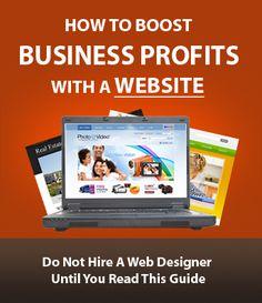 How to Boost Business Profits with a Website Ebook....free, web designer, web design: http://www.3elevencreative.com/freereport.shtml