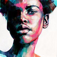 W Series 6/29 (ART ID# 8445) by Sarah Danes Jarrett