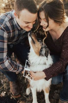 Dog and couple pregnancy announcement / Boise Family Photographer – Pregnancy Photos – Baby Announcement Couple Pregnancy Pictures, Pregnancy Announcement Pictures, Maternity Pictures, Pregnancy Photos, Pregnancy Test, Baby Announcement With Dogs, Ectopic Pregnancy, Funny Pregnancy, Pregnancy Belly
