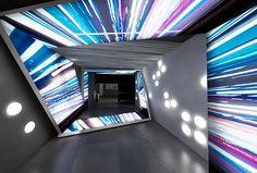 Thiết kế showroom thuộc dự án B2B tại tòa nhà PVI Hà Nội