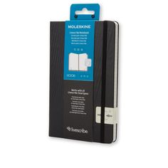 Livescribe Notebook By Moleskine #2 | Moleskine Store - Moleskine