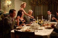 """Someday I want to put on Betty's """"International Dinner"""", complete with Heineken."""