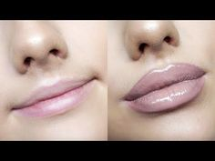 How to Get BIG HUGE Lips Without Injections Or Overlining ACTUALLY WORKS !! | BeautyByJosieK - YouTube