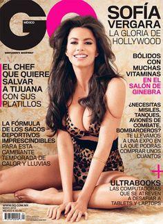 Sofia Vergara for GQ | www.piclectica.com #piclectica #SofiaVergara #GQ
