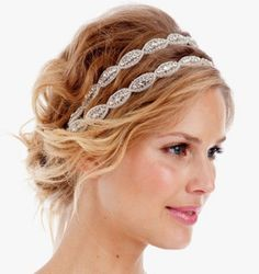 wedding hair for ceremony and/or reception?