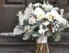 bouquet sposa inverno - Cerca con Google