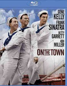 Co-directors Gene Kelly and Stanley Donen (SINGIN' IN THE RAIN) also choreographed this musical classic following three sailors docked in New York City for 24 hours. New to town and ready to see the s