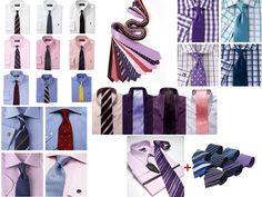ZELO - Acertando a combinação de gravatas e camisas