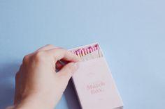 OIMU - #matchbox #pink