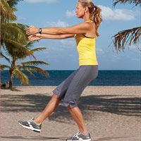 Best stretches and leg exercises for running and walking workouts