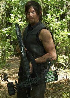Daryl Dixon (Norman Reedus) - The Walking Dead