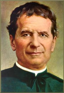The Road to Hell: St. John Bosco pray for us. Keep us from bad habits and bad friends.