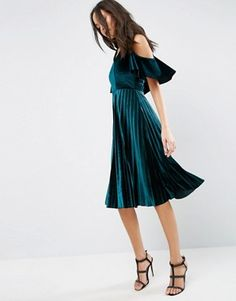 Search: Green velvet dress - Page 1 of 1 | ASOS