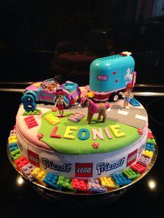 #Cake #Lego Friends                                                                                                                                                                                 Plus