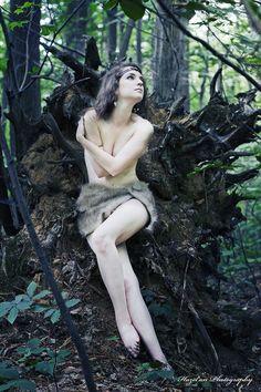 Forest spirit by ~HazelanPhotography on deviantART