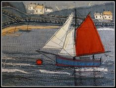 Boat by Loopy Linnet