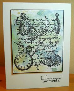 TLC364 Moments in Time by susanbri - Cards and Paper Crafts at Splitcoaststampers