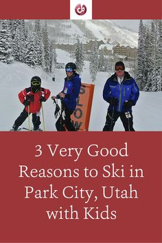 Tips for Family Ski Vacations in Park City, Utah Family Vacation Packages, Best Family Vacation Spots, Ski Vacation, Vacation Ideas, Winter Vacations, Park City Ski Resort, Park City Utah, Deer Valley Resort, Park City Mountain