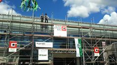 14.05.2014 #Homburg Kombibad  #Koi #Richtfest Richtspruch PeterGross Berndorf  #Saarland Beschreibung #Homburg #Saarland http://saar.city/?p=43107