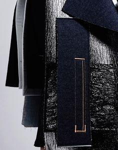 Modeconnect.com - Menswear designer Ximon Lee's graduate collection