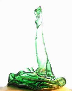 liquor bottle art
