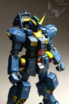 Model Legend RX-121-1 Gundam TR-1